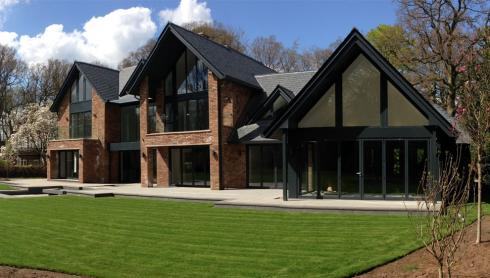 news  calderpeel fgp architects  altrincham  esher, Luxury Homes